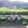 ソロサイクリング・樽水ダム|練習コースの下見
