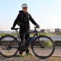 e-bikeで通勤してみました|ヴァーブプラス