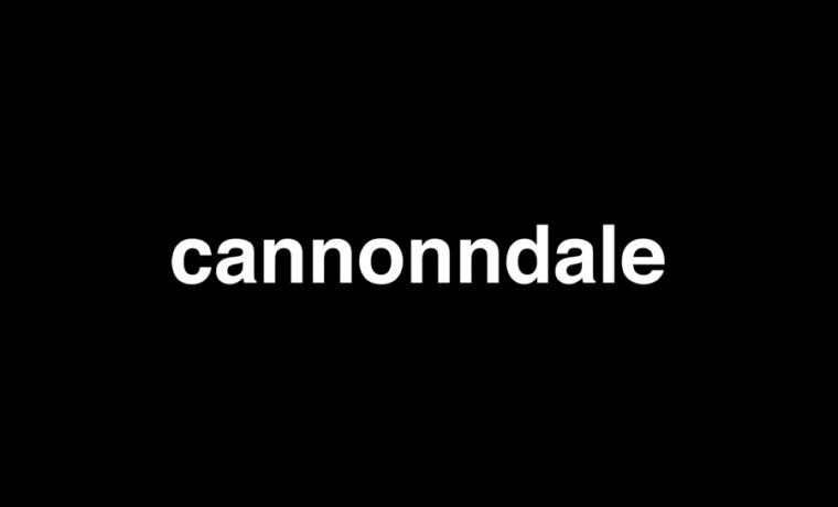 キャノンデール ロゴ